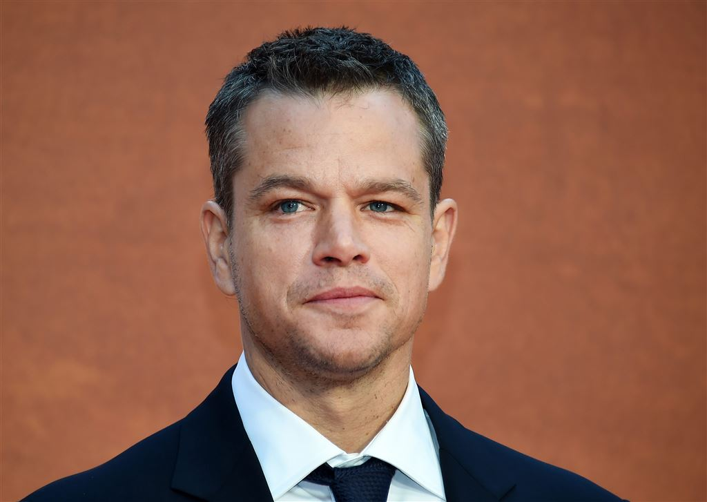 Matt Damon is Beste acteur in comedy