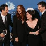 Cast Will & Grace plaatst hints over reünie