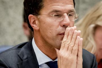Rutte opent Nationale Klimaattop