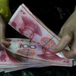 Chinese yuan in 'valutamandje' IMF