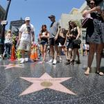 Trumps ster op Walk of Fame vernield