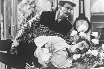 Fawlty Towers-ober Andrew Sachs overleden