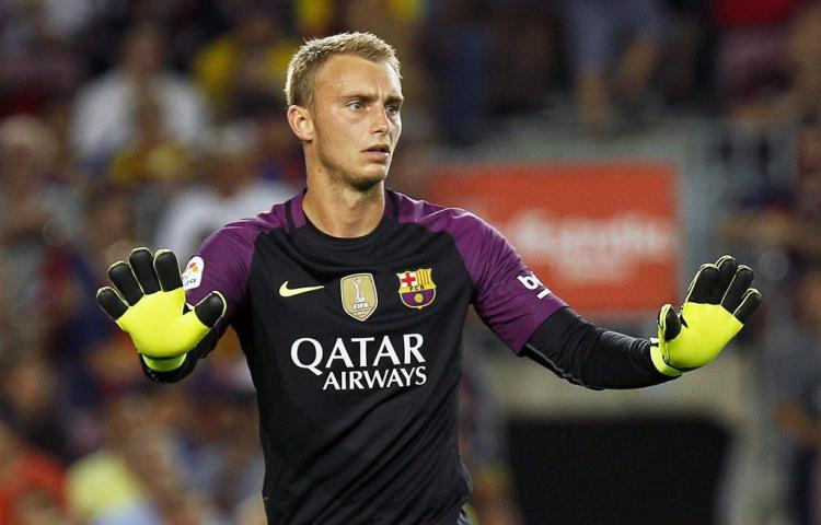 Cillessen start voor Barcelona