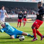 Excelsior en Eagles in evenwicht