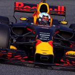 Geen beste start voor Red Bull in Barcelona