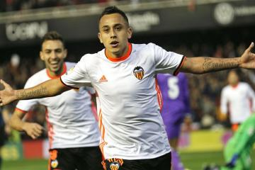 Real Madrid onderuit in Valencia