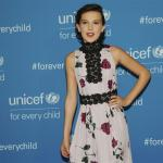 Millie Bobby Brown te moe voor Collective Con