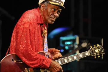 Rock & roll-legende Chuck Berry overleden