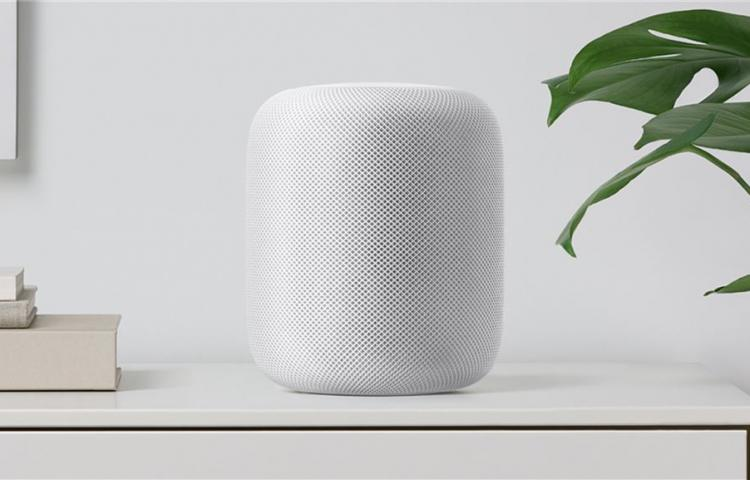 Apple presenteert slimme speaker HomePod