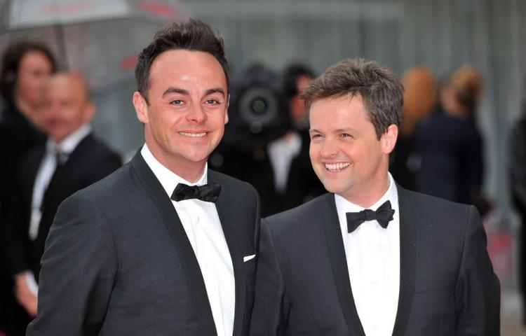 Britse tv-presentator Ant McPartlin in rehab
