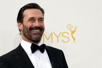 Jon Hamm: social media is net masturberen