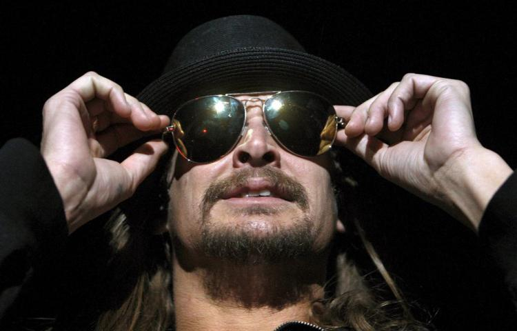 Republikeinen steunen Kid Rock