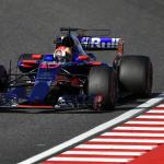 Gasly en Hartley rijden Toro Rosso in Mexico
