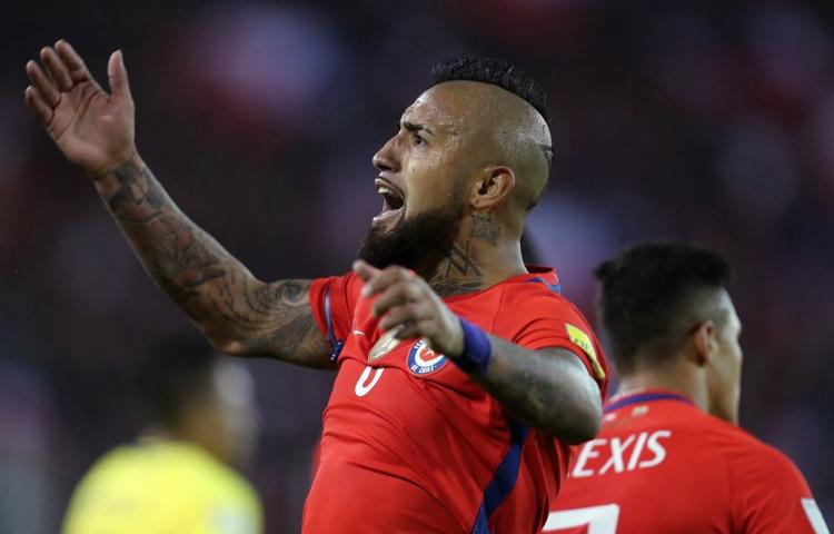 Vidal stopt als international