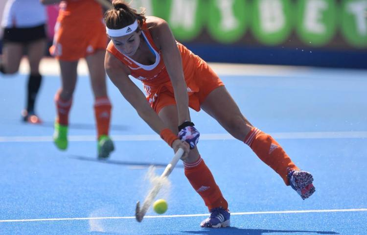 Hockeyster De Goede mist finale World League