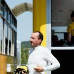Kubica test nogmaals bij Williams