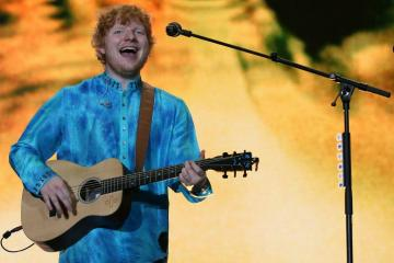 Ed Sheeran en hiphop populair op Spotify