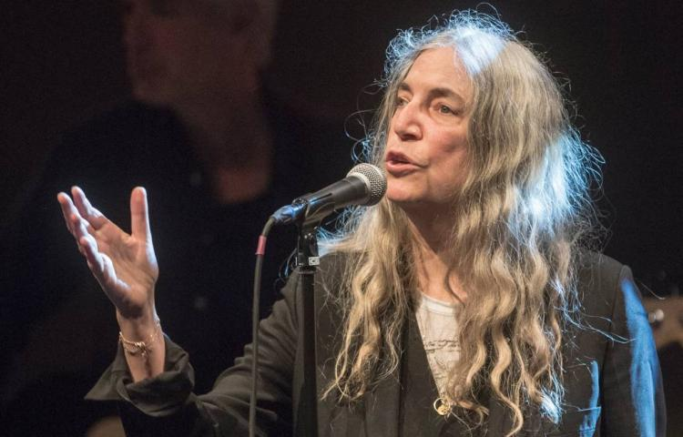 Patti Smith geeft extra shows in Amsterdam