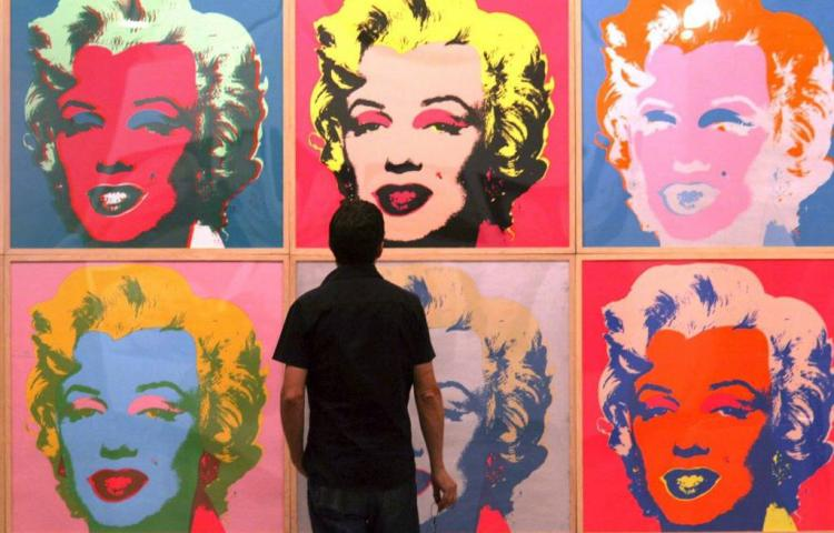 'Andy Warhol-expo in Vaticaan'
