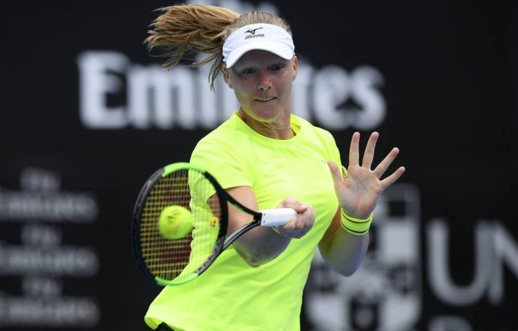Bertens start in Melbourne op baan 15