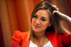Hilary Duff rouwt om hond