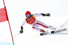 Hirscher snelste in eerste run reuzenslalom