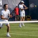 Koolhof verliest dubbelfinale in New York