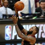 Rockets door, James held van Cavaliers