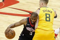 Rockets missen Paul tegen Warriors
