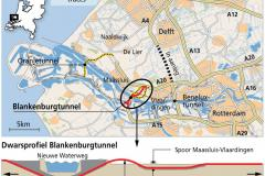 Financiering aanleg Blankenburgtunnel is rond