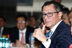 Vicepresident Ecuador in hongerstaking in cel